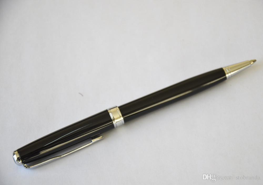 Frete grátis Parker Caneta Esferográfica Escola Escritório Supplie caneta esferográfica Parker penoffice Produtos de papelaria Sonnet caneta tudo materialnew de metal