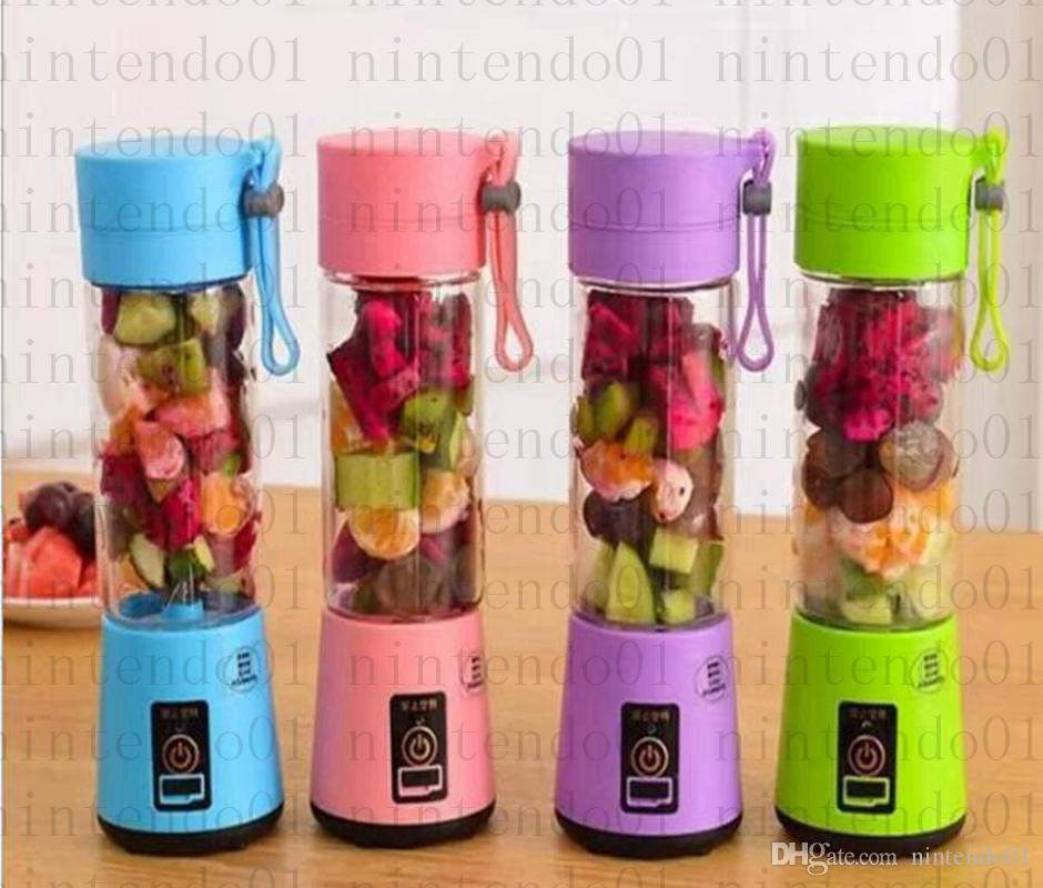 Multi Função Mini Carregador USB Juicer Portátil Multifuncional Máquina De Suco De Frutas Vegetal Ferramentas de Cozinha Blender Accessorie