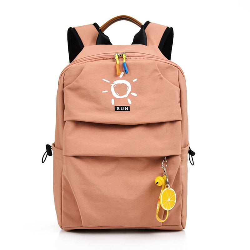 Kadınlar Sırt Çantası Moda okul çantalarını Schoolbag Lady Klasik Sırt Çantası Çanta Küçük Kızlar Çanta Çok Renkli Çanta Ücretsiz Kargo