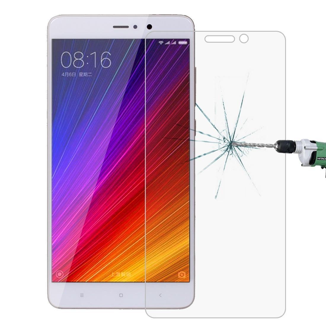 Für Xiaomi Mi 5s plus 0,26 mm 9H Oberflächenhärte 2.5D Explosionsgeschützte ausgeglichenen Glas-Schirm-Film