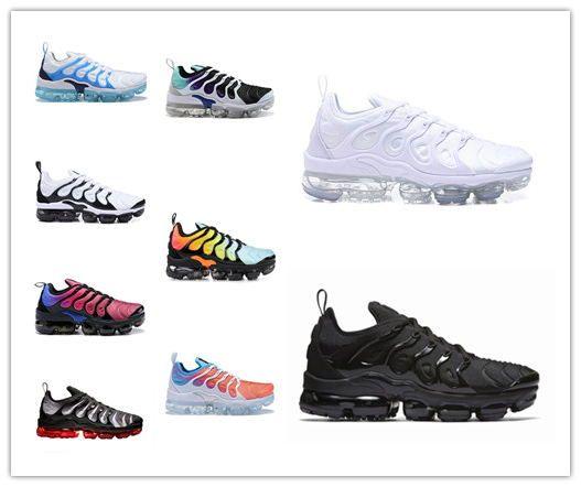 Tn Plus Air Shoes Geometric Active Fuchsia Spirit Teal Green Racer Blue Mens Running Shoes Cushioned Women Designer Sneaker Men Sports Shoes