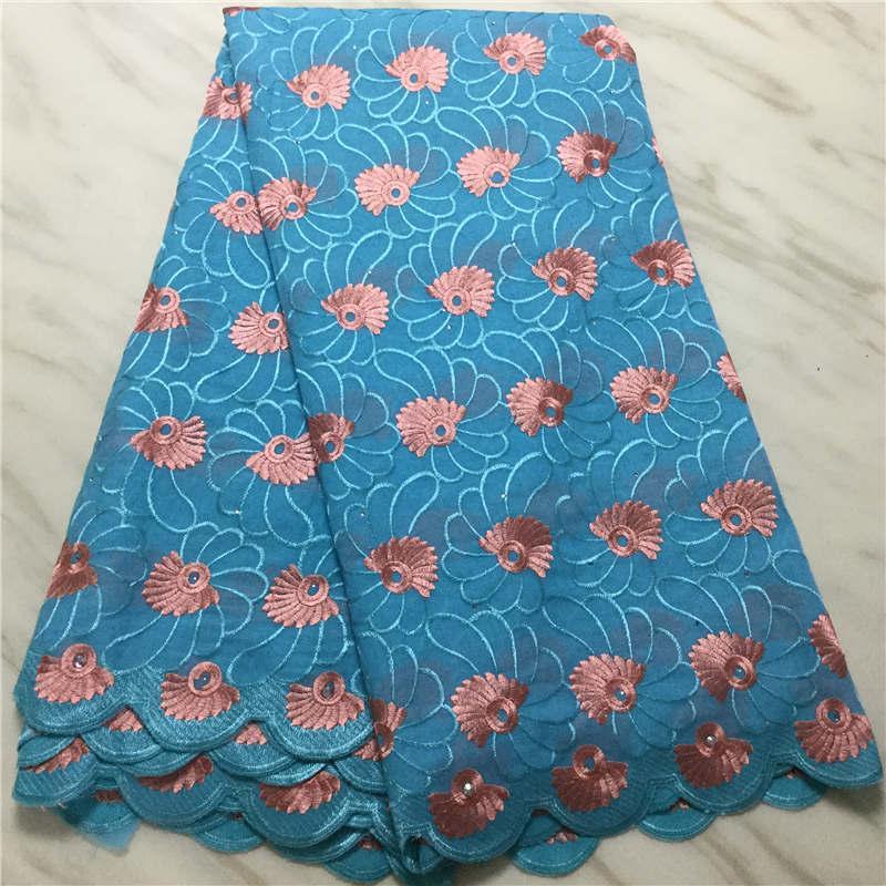 Швейцарский Voile кружева В Швейцарии 2020 высокого качества Африканский ткань шнурка Embroiderey Нигерийский Lace ткани для платья PL12141