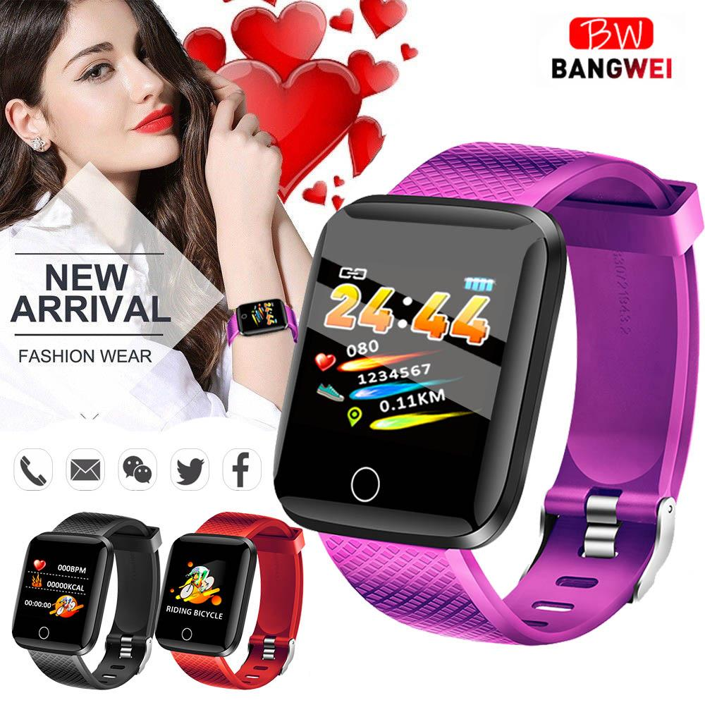 wholesale Sport Smart Watch Women Blood Pressure Heart Rate Monitor IP67 Waterproof Fitness Trakcer Smart watch Men relogio smart
