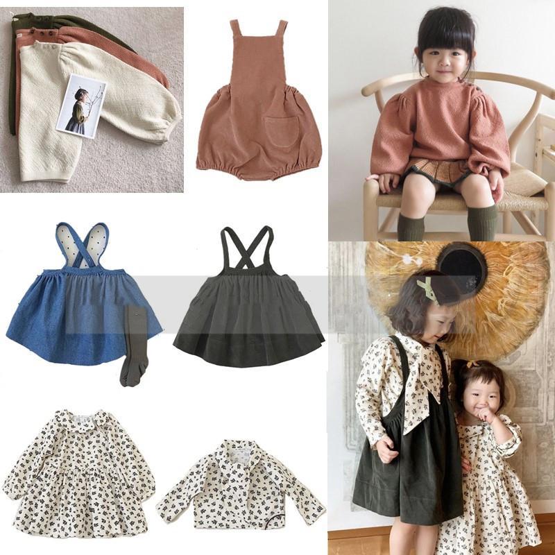 2019 Kind-Kleidung Kleinkind-Mädchen Strickpullover Winter Kleid Junge Gamaschen Winter Fashion Marke Tops Kinder Crochet Pullover