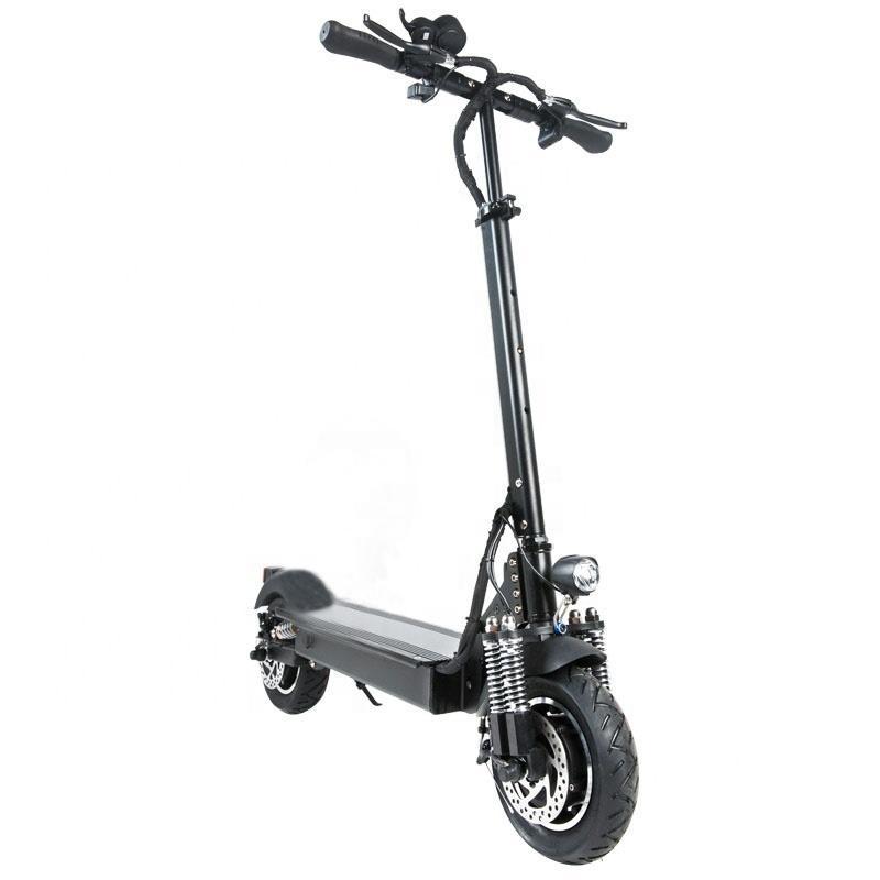 T10 Hot Verkauf E-Roller Fett Reifen Doppelmotor faltbare Elektroroller 2000 W