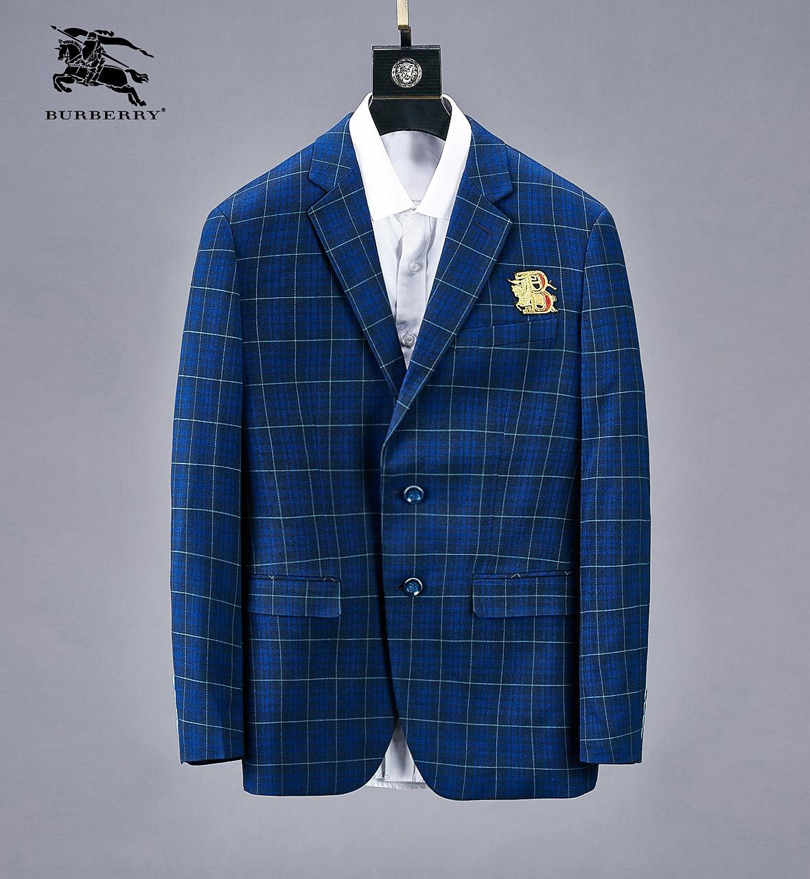 jean6 Famous Men Suit 2019 Nuova primavera e l'autunno di lana degli uomini casuali del plaid sottile coreano Piccolo 0722