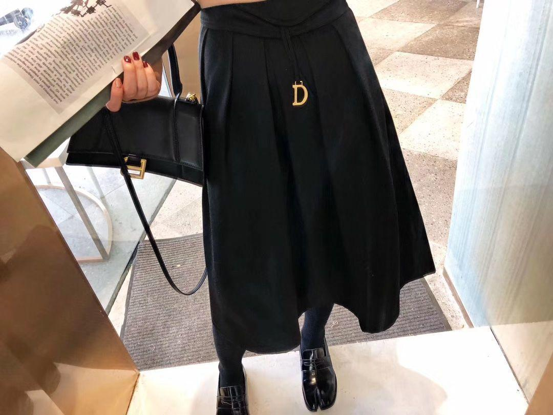new arrival autumn and winter women A-line skirt casual women dresses skirts 20191122-0879#15768
