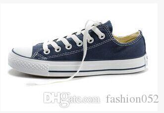 New star big 36-44 Chaussures Casual Chaussures basses en toile Chaussures classiques en toile pour hommes / femmes