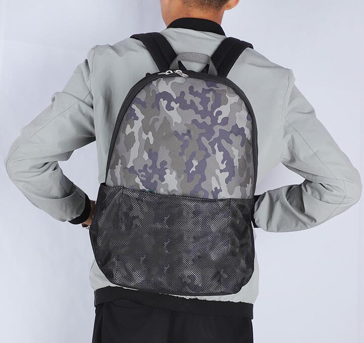 Designer Man Travel Backpack Women Bags Fashion Student School Bags Luxury Shouder Bag Large Capacity Letter Unisex Backpack