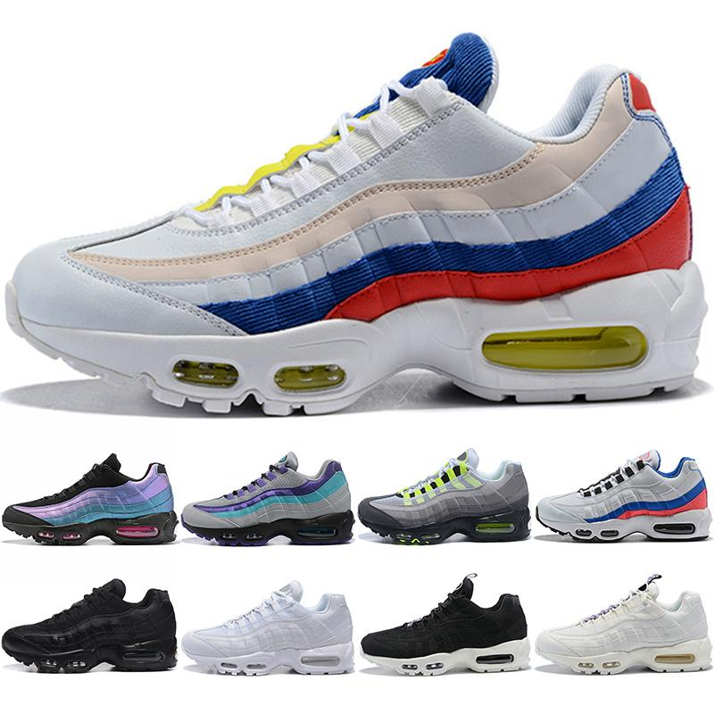 Pas cher Hommes Femmes Chaussures de course Neon Orbit rouge solaire Throwback avenir Hommes Noir Blanc Soigneur Sport Sneakers Drop Shipping