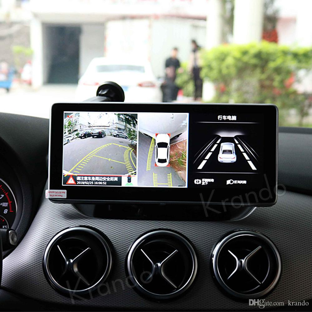 Krando Android 8.1 10.25'' car dvd radio audio navigation for mercedes for benz B CLASS 2012-2015 multimedia player with bluetooth