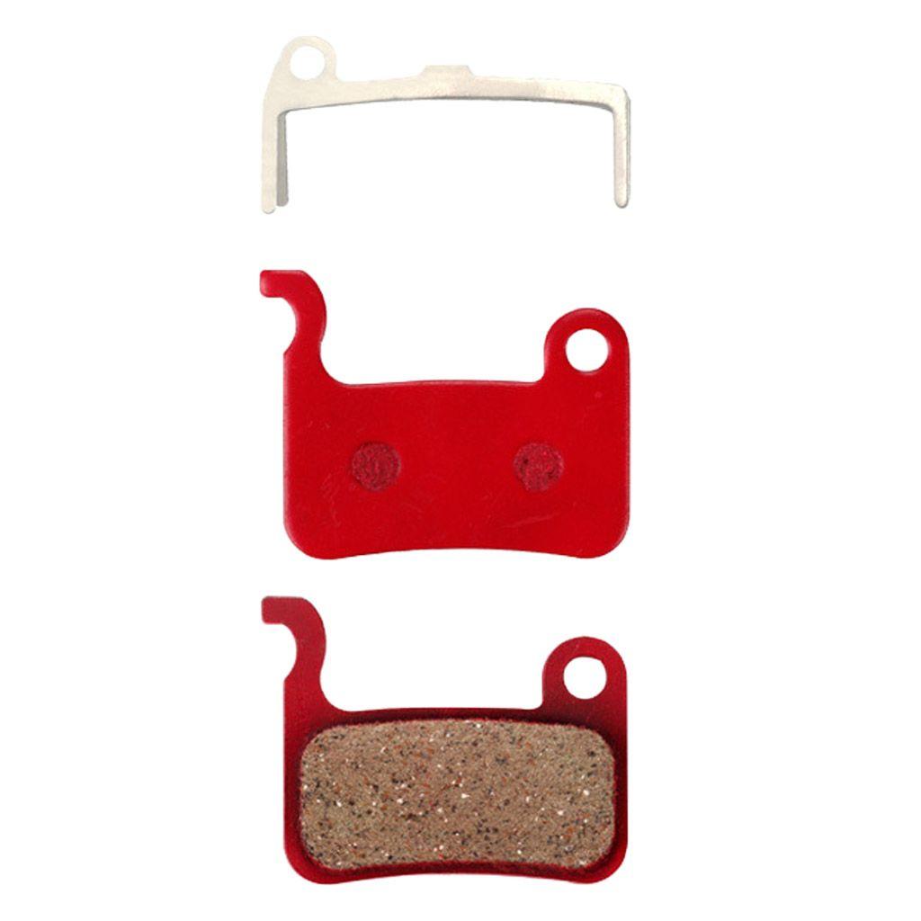 1Pair Bike Bicycle Disc Brake Pads Bicycle Accessories Ceramics Durable CA