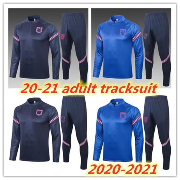 20 21 Выжитие для взрослых Cousssit 2020 2021 Англия Кейн Рашфорд Стерлинг Wilshere Футбол Управляющий костюм Футбольная куртка