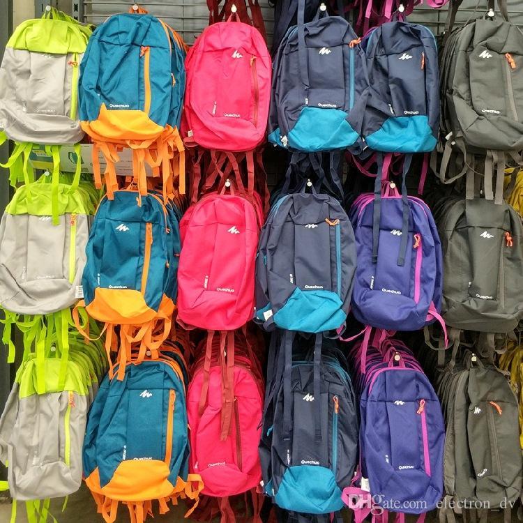 Fabricantes encomendar nova mochila impermeável coreano mochila de viagem de lazer ao ar livre pode imprimir LOGO