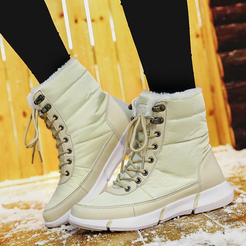 Dropshipping Winter Boots Men Waterproof Men Work Shoes Safety Shoes Men Outdoor Winter Boots For