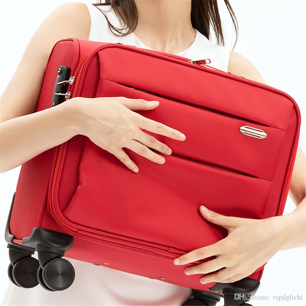 14 16 18 20 inç öğrenci bavul tramvay durumda bir kadın haddeleme bavul iş tramvay durumda uçuş kutusu