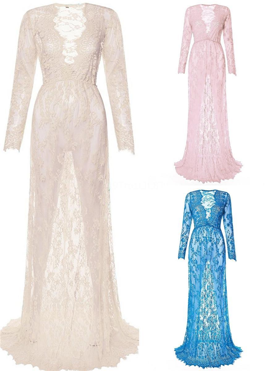 Mangas compridas praia vestidos de casamento 2020 A linha V-Neck apliques vestidos de noiva longo Tulle Plus Size País vestido de casamento Bm1521 # 246