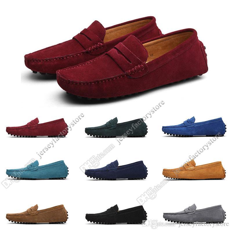 2020 Большие размеры 38-49 новые мужские кожаные мужские ботинки калоши британские ботинки освобождают перевозку груза шестьдесят шесть