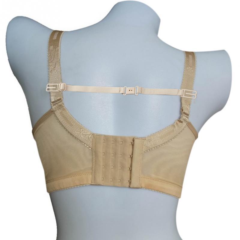 Adjustable Women Ladies Bra Buckle Extender Clip Holder Underwear Strap Supply