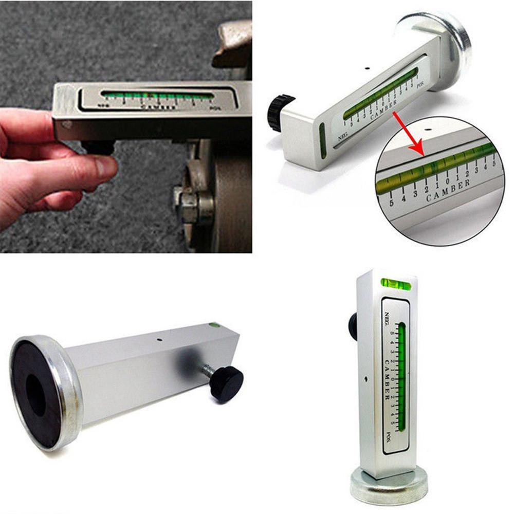 Ferramenta de Medidor Magnético Universal Aadjustable Magnética Camber Castor Strut Roda Alinhamento Ferramenta de Medição nov6