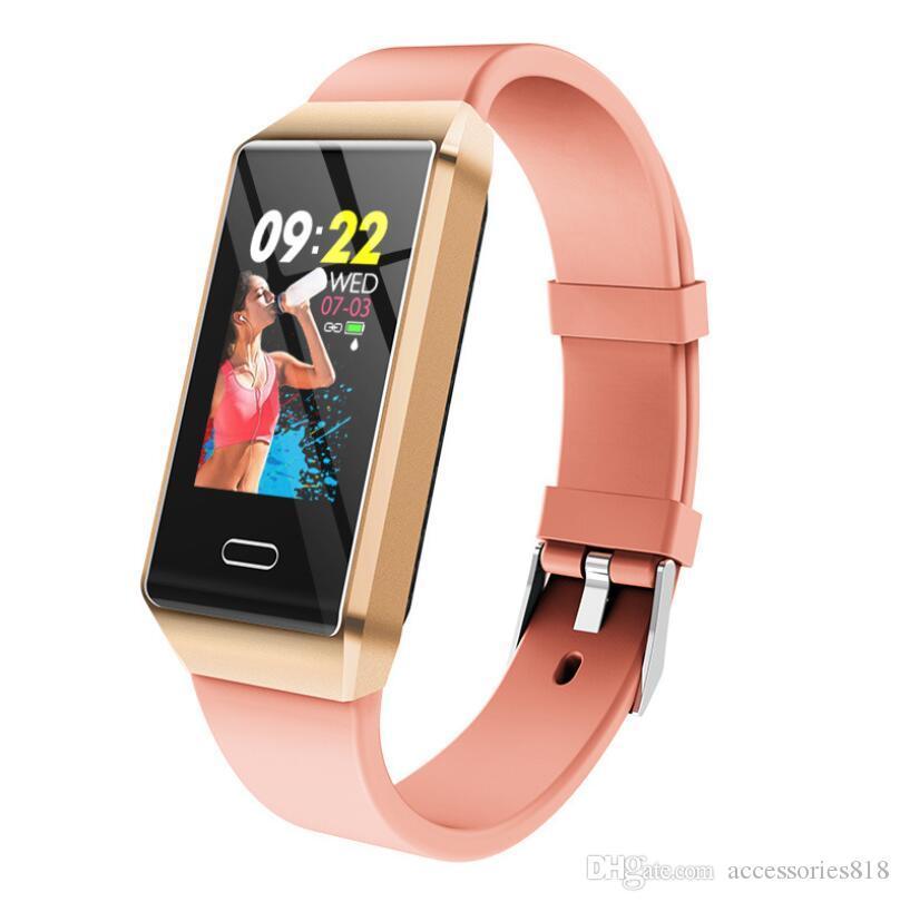 X9 smart watch 1.14 inch step continuous heart rate test blood pressure sleep detection IP67 waterproof smart bracelet