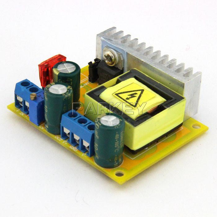 Freeshipping 20pcs DC High Voltage Boost Converter 45-390V 780V Dual Output Adjustable Voltage Regulated ZVS Capacitor Charging #210055