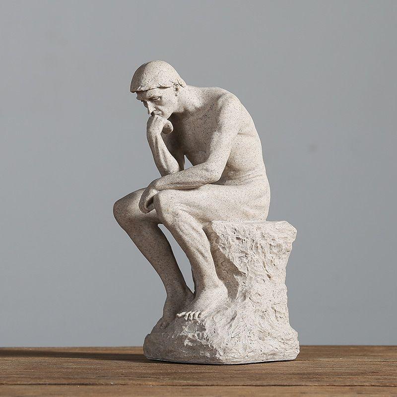 Mi comentario de hoy          AGO/30/2020 - Página 2 Abstract-sculpture-statue-ornament-the-thinker