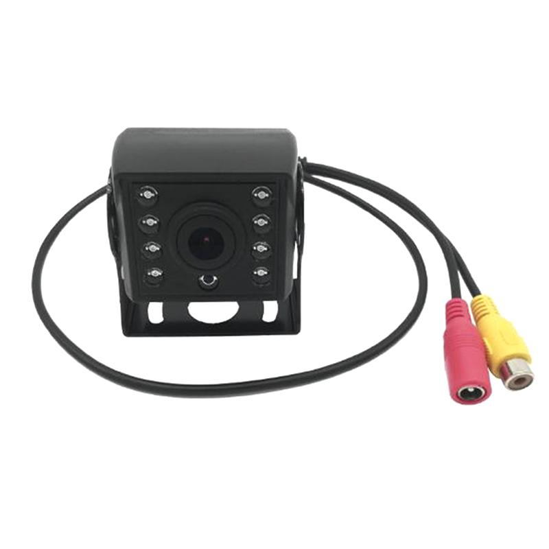 12-24vwired car monitor TFT LCD Rear View Camera Track rear Camera Monitor For Truck Bus Parking view System