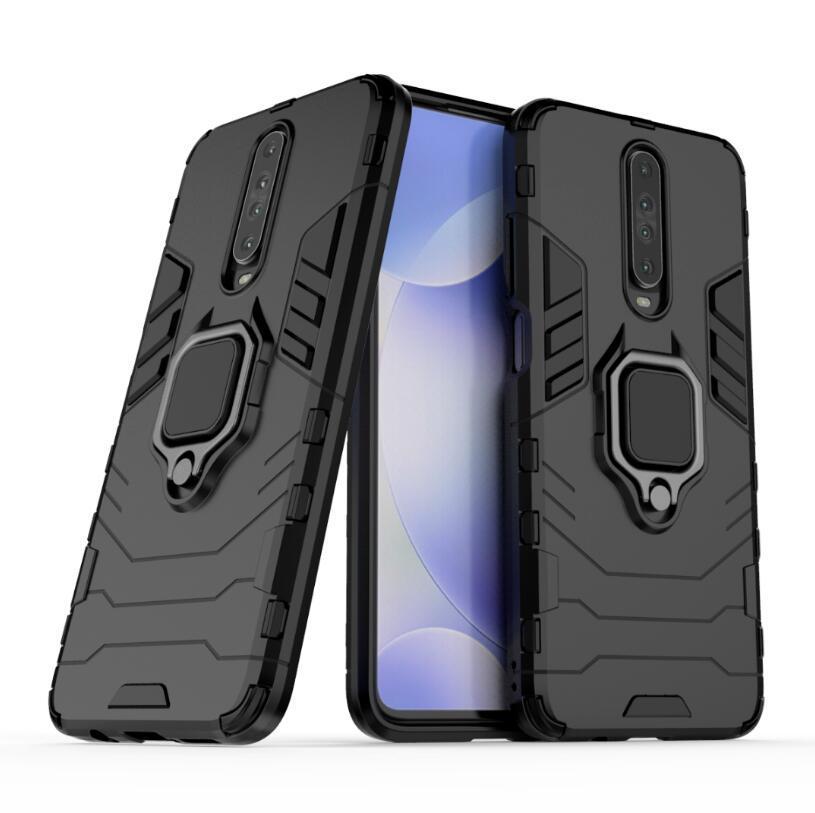 Para Xiaomi redmi K30 simples caso robusto Combo híbrido Armadura Impacto Capa protetora para Xiaomi redmi K30