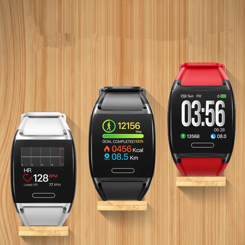 Nueva pulsera inteligente V2 1.3 del color del ejercicio del paso de la presión arterial de la frecuencia cardíaca pantalla multifunción inteligente pulseras
