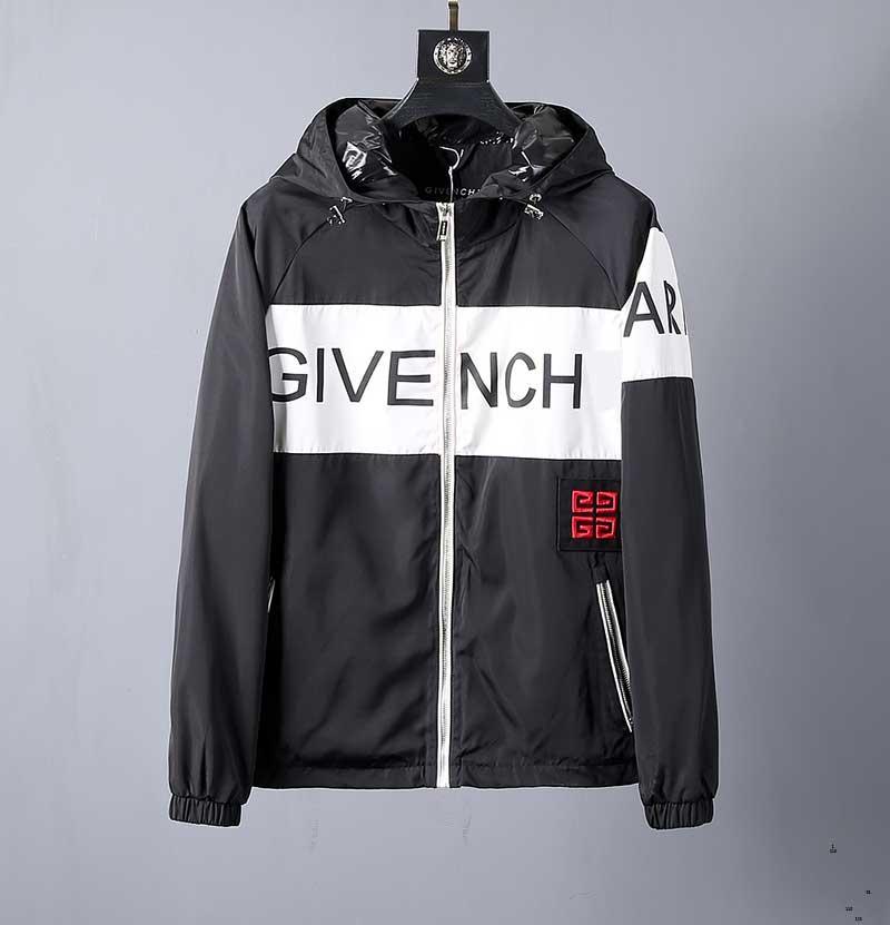 2018 nuevo Mens chaqueta delgada de la chaqueta de los hombres europeos y americanos estilo simple de la chaqueta de los hombres de D654