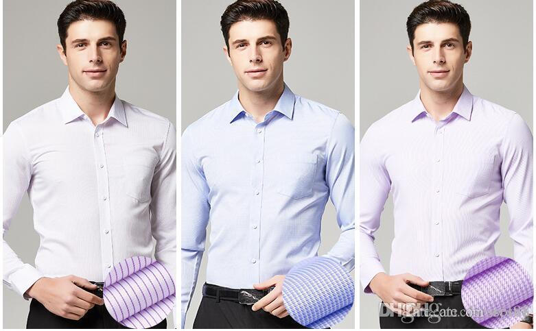 2019 새로운 스타일 최고 품질 화이트 남자의 결혼식 의류 신랑 착용 셔츠 남자 셔츠 의류 신랑 셔츠