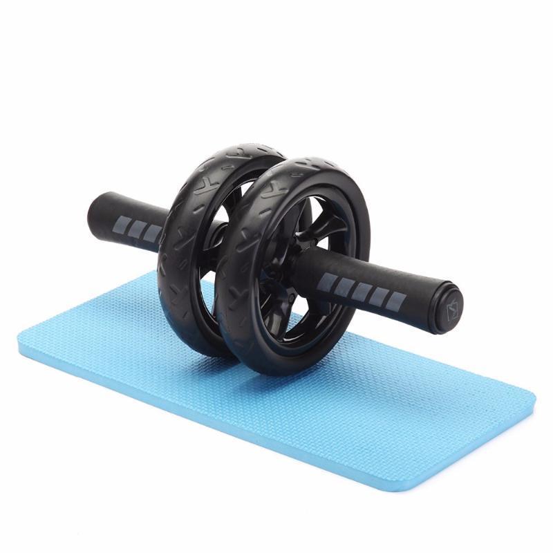 عبس الرول الرجال كتم اثنان عجلة البطن عجلة اللياقة البدنية معدات رياضية بكرة القيمة المطلقة ممارسة المعدات رياضة مدرب العضلات