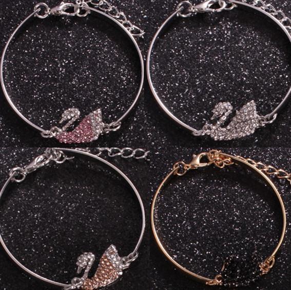 modèles d'explosion de mode européens et américains bracelet vente chaude pleine de bijoux bracelet femme diamant