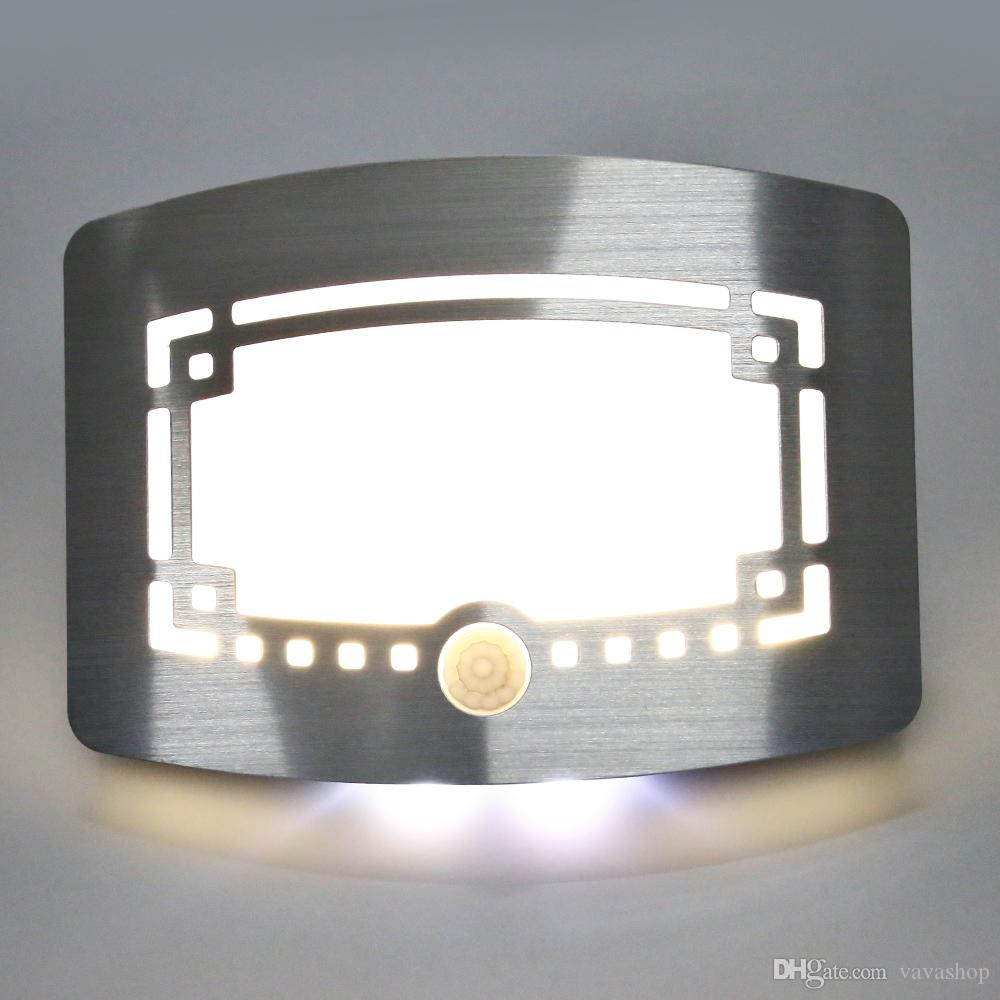 Langmeike WS01 LED Human Body Индукционные лампы