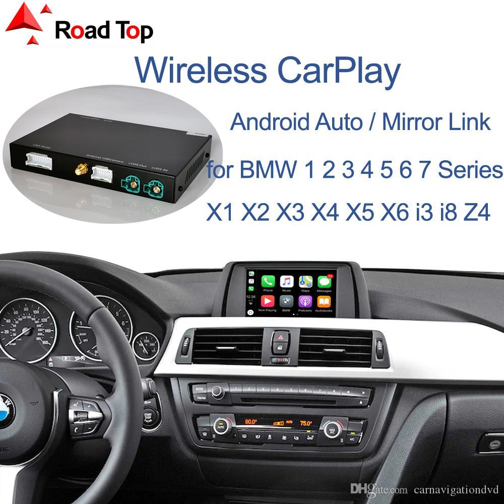 Carplay inalámbrico para BMW COC CIC System 1 2 3 4 5 7 Series X1 x3 x4 x5 x6 F20 F21 F30 F31 F10 F11 F07 GT F01 F02 E84 F25 F26 E70 E71
