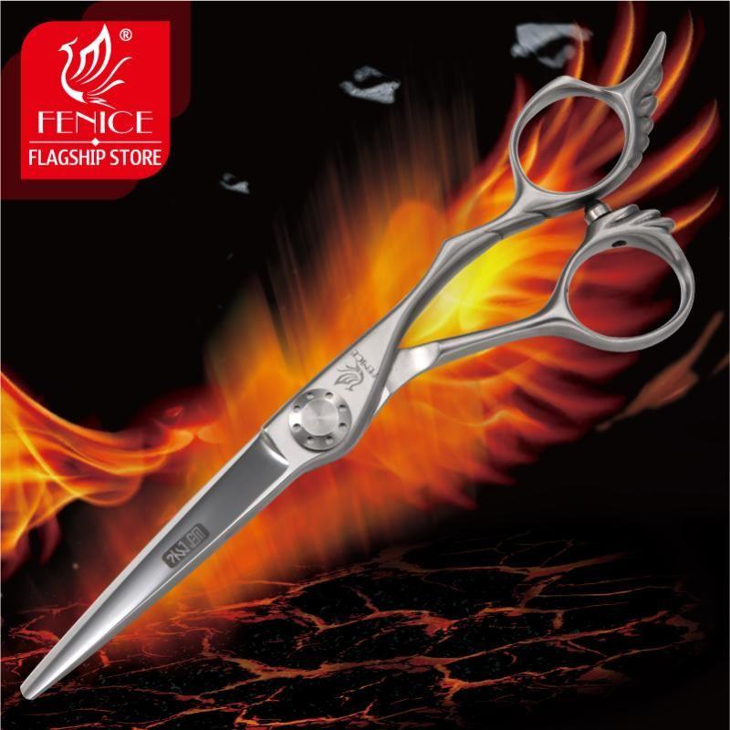 Ciseaux professionnel fenice Japon VG10 Haircutting Salon de coiffure Ciseaux Équipement Coiffeur
