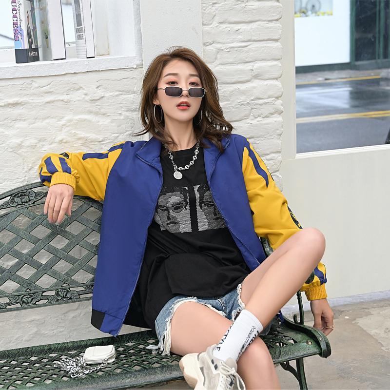 Même sexe Marque de mode Sport vestes pour hommes Designer outwear printemps 2020 Thin Coats Nouveau Arrivée Femmes Casual Sportswear Hot