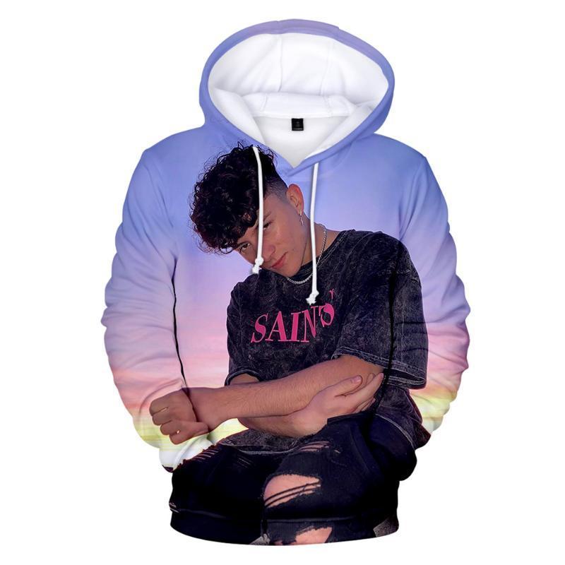 NOUVEAU tony lopez Hoodie 3D Sweatshirts Hommes Femmes Imprimer célébrité Internet hoodies automne tops Pull unisexe Survêtement Mode