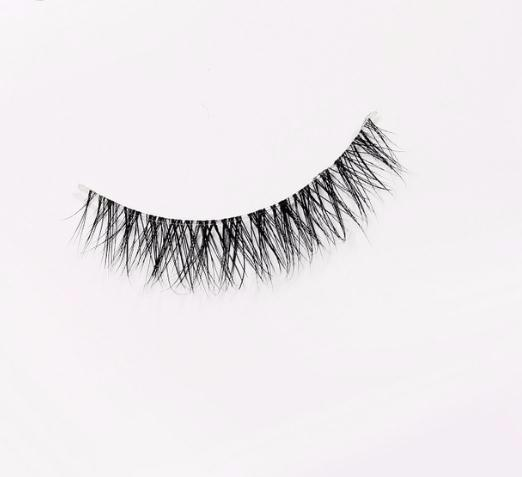 Top Sale 3d Lashes Natural Handmade Full Strip Lashes Transparent Short Lashes Style False Eyelashes Nl-7