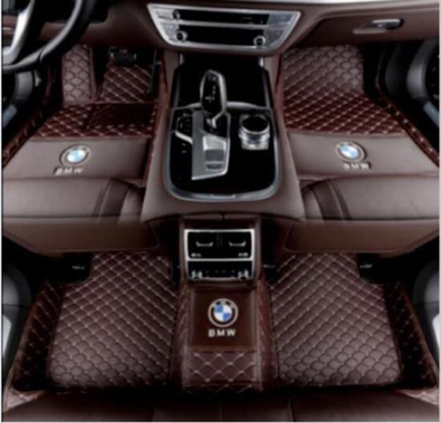 Per BMW 2 serie station wagon 2014-2020 auto Tappetini Tappeti pastiglie impermeabile Auto Pad Car Mat Tappeti non tossico e inodore