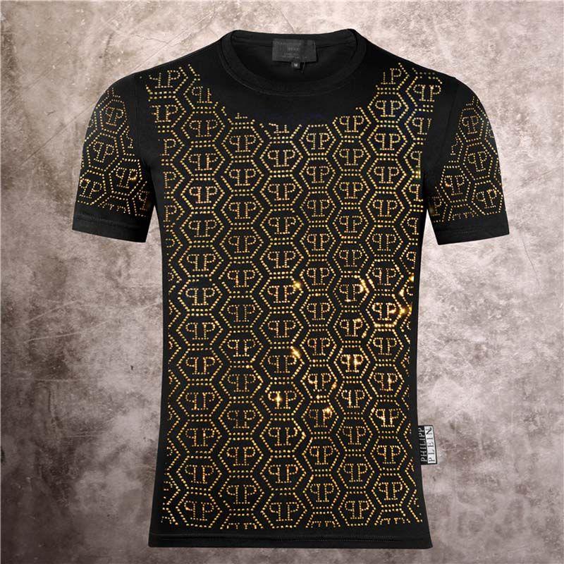 2020 SS Frühling und Sommer neues Paris Laufsteg Herren-Kurzarm-T-Shirt in limitierter Auflage gedruckt T-Shirt Kurzarm-Shirt M-3XL 8328
