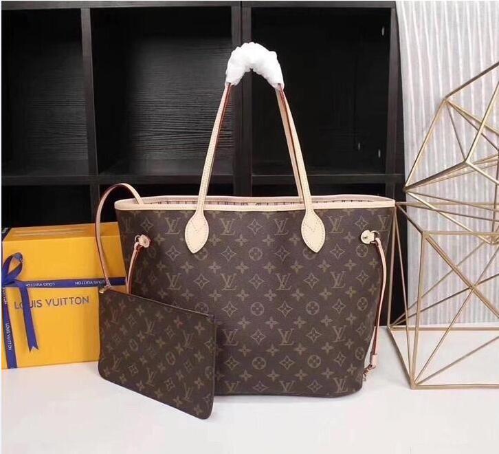 L0U15 VÙ1TT0N 40157 여성 패션 트위스트 핸드백 쇼핑 메신저 쇼핑 가방 숄더백 토트 백 포켓