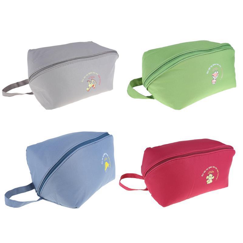 600D Oxford tessuto lavabile Bra Storage Bag di viaggio della borsa di trucco impermeabile compongono organizzatore cosmetici Panno StoragTtravel Borse