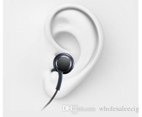 جديد S8 سماعة IG955 سماعة أذن أسود في الأذن سماعات حر اليدين لسامسونج غالاكسي S8 S8 زائد OEM أذن