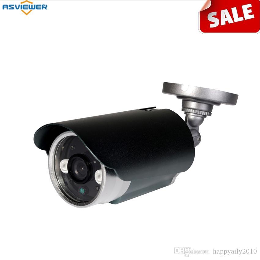Ip66 للماء كاميرا سوني cmos imx225 ahd cvi الإخراج 2 قطع مجموعة الصمام للرؤية الليلية كاميرا ip رصاصة في الهواء الطلق مع قوس AS-MHD8206S1