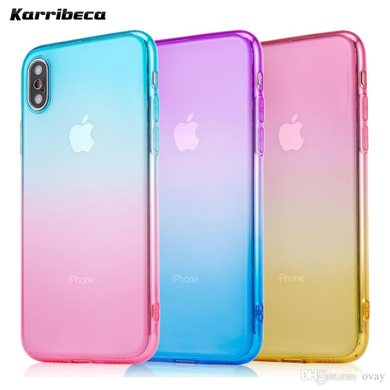 Cover iPhone 7 Custodia per Apple in TPU Originale PP Ultra Slim