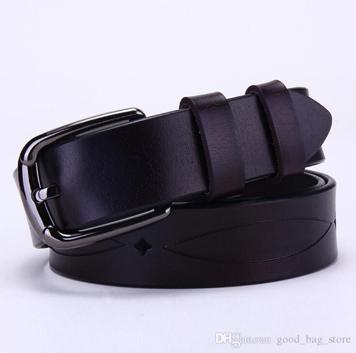2019 Haute qualité designer ceintures hommes Jeans ceintures Ceintures Cummerbund Pour hommes Femmes Boucle En Métal avec boîte