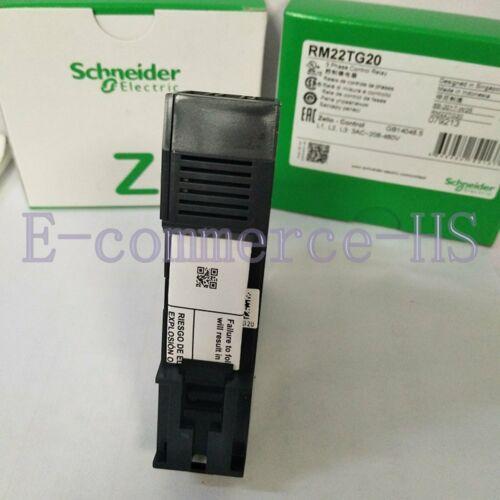 1PC New Schneider реле последовательности фаз RM22TG20y Бесплатная доставка