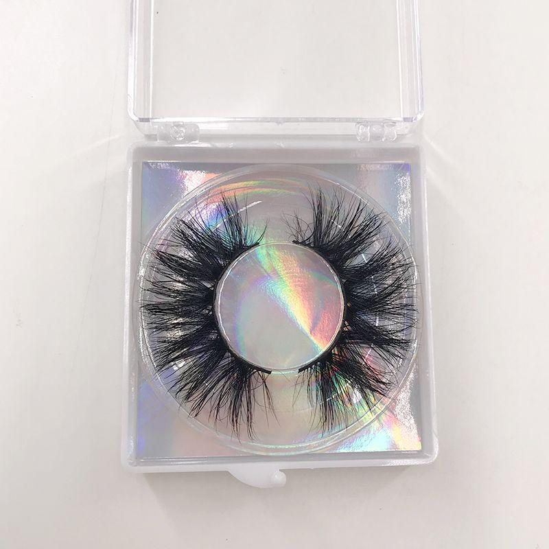 5D Mink Wimpernhändler 15mm 18mm 20mm 5d Grausamkeit Freier Wimpern Echt Nerz Wimpern für Make-up